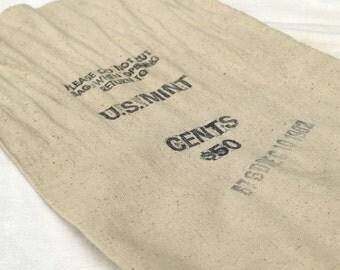 U.S. Mint Bank Bag