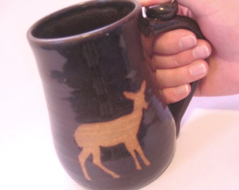 how to make something out of a moose cup