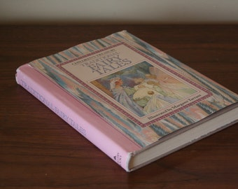 Traditional Fairy Tales - Children's Treasury - Color Illustrations by Margaret Tarrent - Hardcover with Dust Jacket