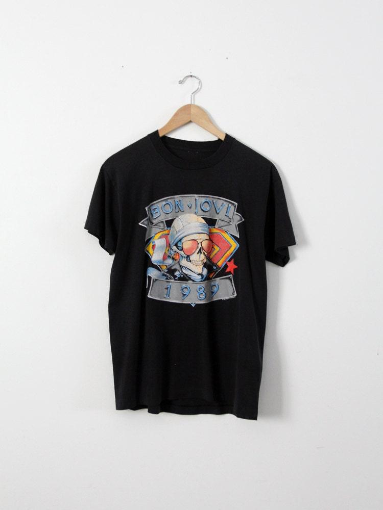 Bon jovi vintage t shirt