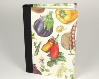 Garden Fresh Vegetables Journal