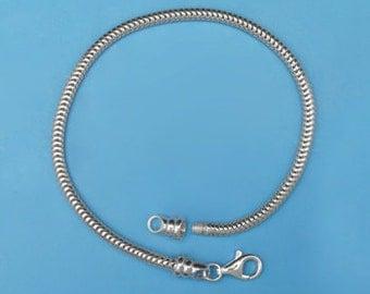 Sterling Silver 3MM bracelet