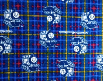 Thomas the train fabric half yard blue colour 2014 new summer collection