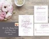 Elegant Wedding Invitations. Calligraphy Font. Modern Wedding. Wedding Invitation. Wedding Favors. Wedding Menu. Wedding Programs. Paper.