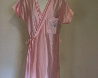Tara O'Hara . Pink. Robe. Ladies . Lingerie