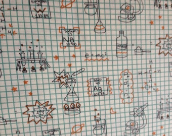 Graph Paper from Birch (One Yard)