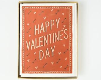 Happy Valentine's Day 8pcs