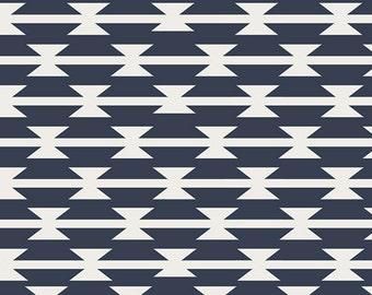 1 Yard KNIT Arizona Tomahawk Stripe by April Rhodes for Art Gallery