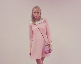 Pink MOONRISE KINGDOM Suzy dress