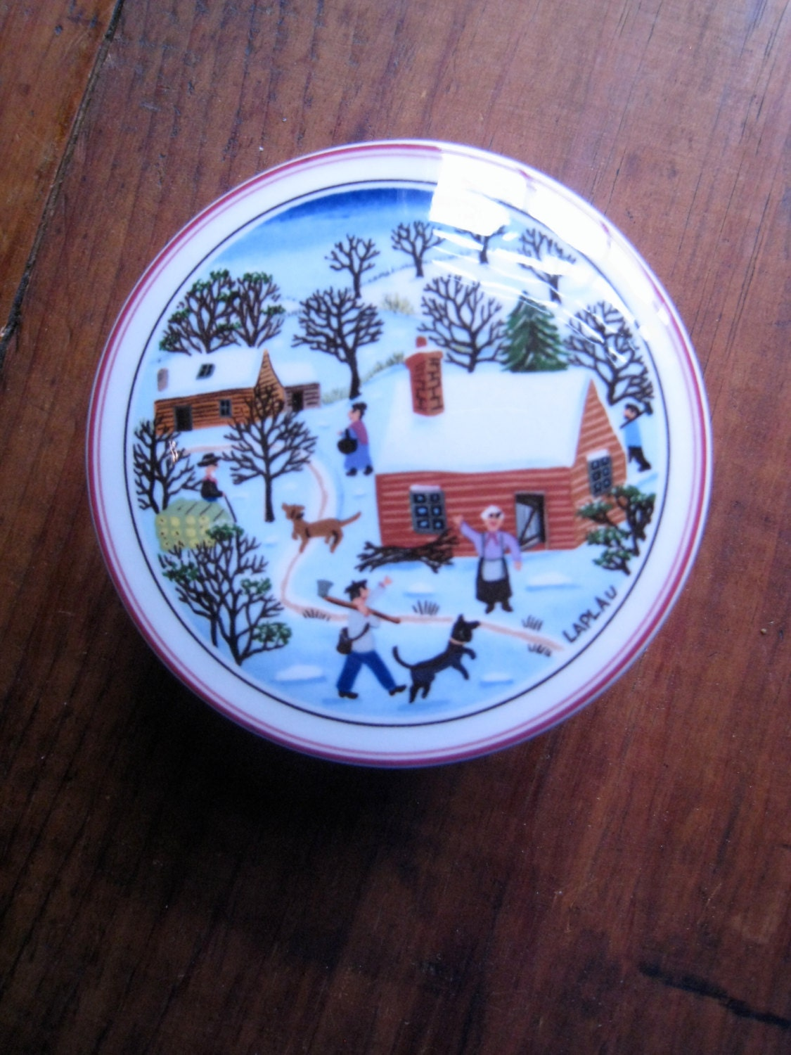 Villeroy and boch naif christmas for Villeroy and boch christmas