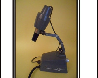 Vintage Bausch And Lomb Micoscropy Light.
