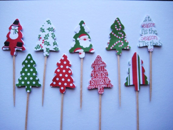 Christmas Tree Toppers Etsy