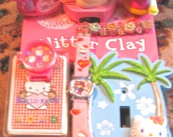 Take 20% Off 10 HELLO KITTY Vintage Collectibles