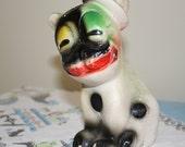 Carnival Chalkware Bonzo Bimbo Dog 1930s Chalk Plaster ***RESERVED FOR NINA F***