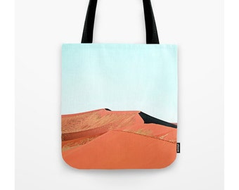 Sand Dunes Photography Tote Bag.
