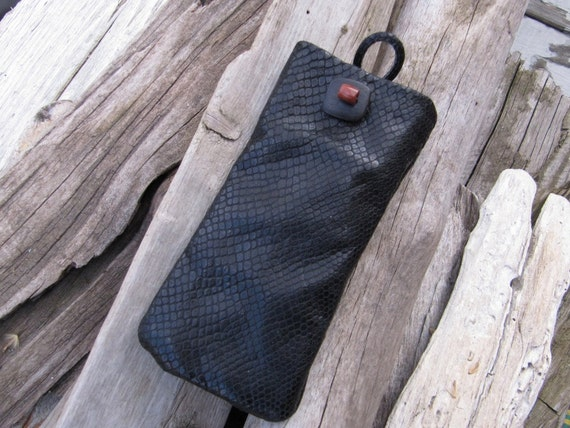 Leather Eyeglass Case - Leather Pouch Bag For Sunglasses - Eyeglass Case - Eyeglass Holder - Sunglass Case - Leather case for Sunglasses