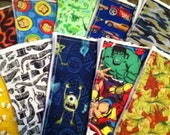 Adorable Character and Themed Burp Cloths