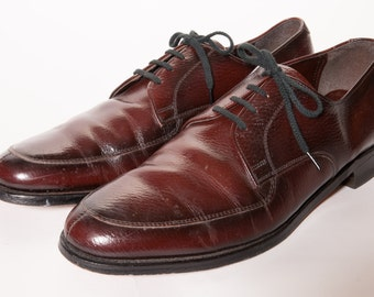 1960s Mens Dress Shoes Size 11D