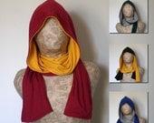 House hoodie scarf