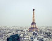 """Paris Photography, Eiffel Tower photography, Paris Art, """"Paris La Nuit"""""""