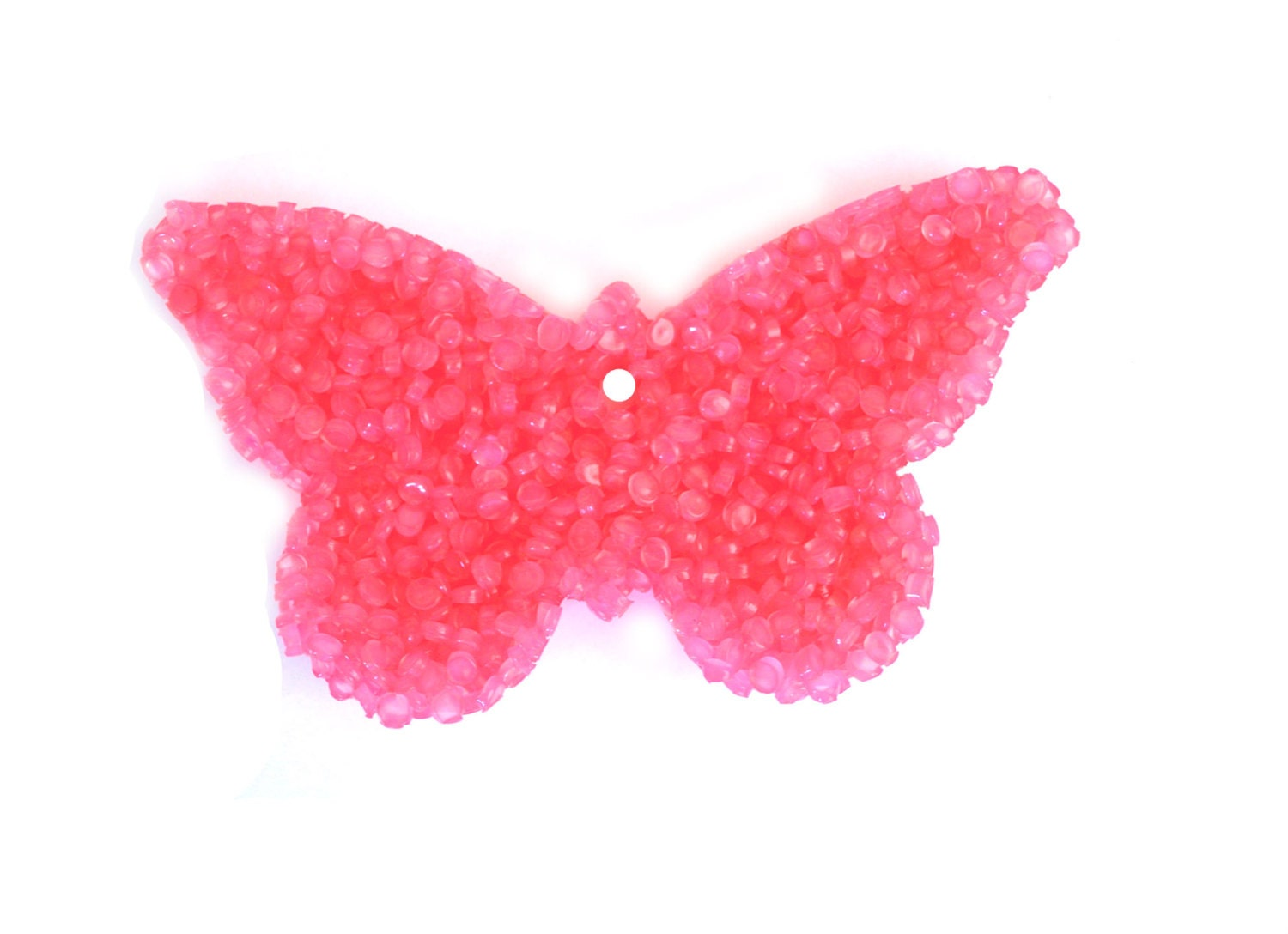 pink sugar aroma bead melt butterfly you choose shape and