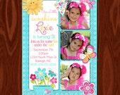 NEW - You are my Sunshine Birthday Invitation Printable Digital File