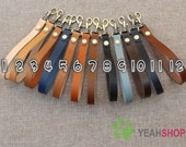 Leather Purse Strap / Purse Handle / Mini Handle - 17cm /6.7 inch - MHD12