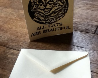 ACAB blank note cards