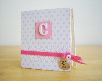 Baby Announcement or Scrapbook