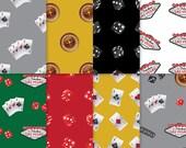 Casino Theme Paper - All Colors - casino paper, printable casino paper, digital casino paper, casino scrapbook paper, casino night paper