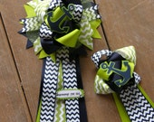 Nautical baby shower set of two