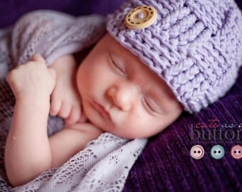 Baby Hat, Weave Newborn Hat, Photography Props, Baby Shower Gifts