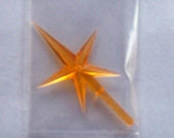 Ceramic Christmas Tree Star topper light lights