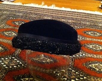 Vintage Ladies Hat Marche Exclusive Ladies Hat