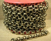 3 Feet 11mm Rolo Chain - CH115 - Antique Brass