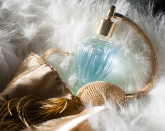 """Game of Thrones / A Song of Ice and Fire inspired Perfume SAMPLE SIZE - Sansa Stark - """"First Frost of Winter"""""""