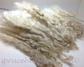 Yearling Mohair Locks