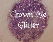 Crown Me 3g Pink/Purple Hand Blended Cosmetic Glitter Jar with Sifter