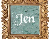 Jen 3g Pigmented Mineral Eye Shadow Jar with Sifter