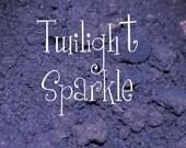 Twilight Sparkle 3g Pigmented Mineral Eye Shadow Jar with Sifter