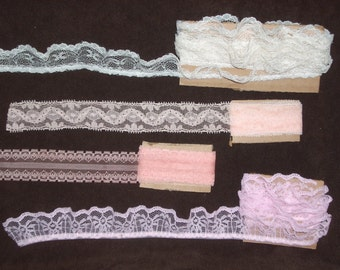 8 Yards of Assorted Trims