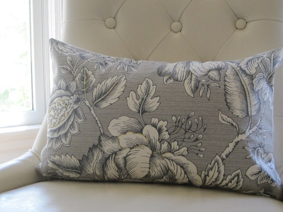 pillow cover grey chair pillows 12x18 inch lumbar pillow 12x24 pillow