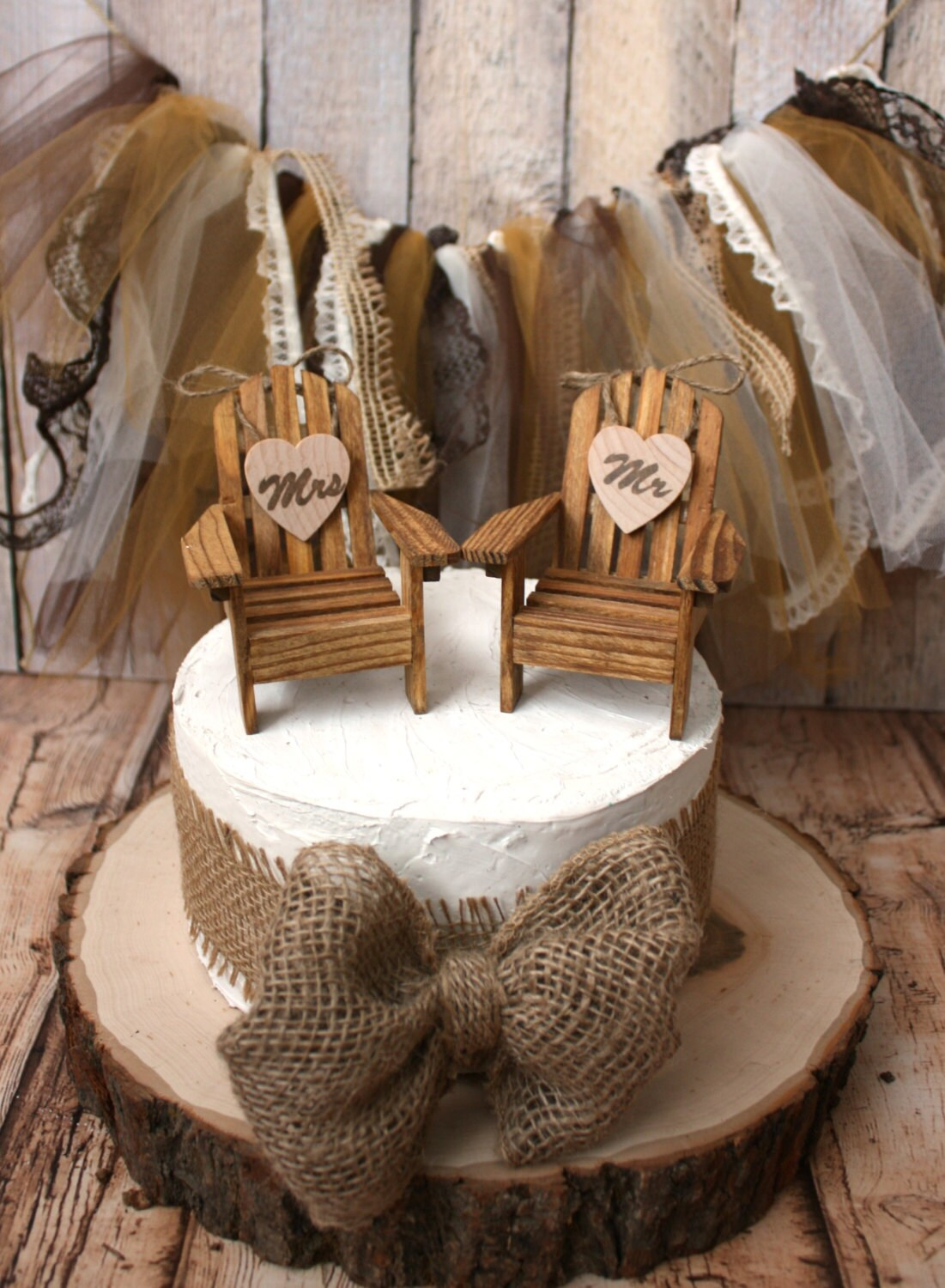 Adirondack Beach Wedding Chairs Miniature Adirondack