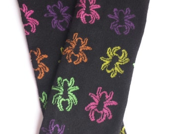 Spider Halloween Baby/Toddler Legwarmers READY TO SHIP