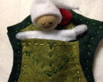 Ivy elf baby