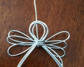 Wire angel ornament (qty 80)