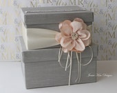 Wedding Card Box Wedding Money Box (Small Size)