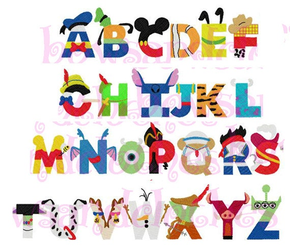 disney inspired letters font embroidery design instant Hundreds Chart TBlank Clip AR Thanksgiving Hundreds Chart Clip Art