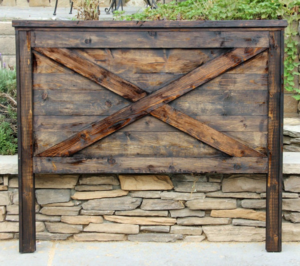 Barn Door Headboard By Foo Foo La La