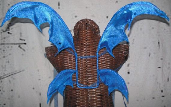 Bluemoon DragonFaerie Wings